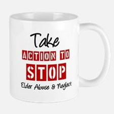 Elder Abuse Awareness Mug