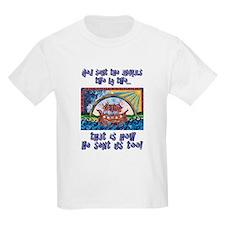 Noah's Ark / twins Kids T-Shirt