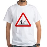 Loose Gravel - Intl White T-Shirt