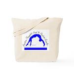 Gymnastics Tote Bag - Positive