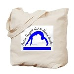 Gymnastics Tote Bag - Positive