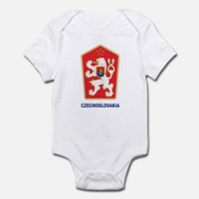 Czechoslovakia Infant Bodysuit