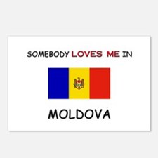 Somebody Loves Me In MOLDOVA Postcards (Package of