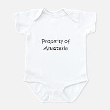 Cute Anastasia Infant Bodysuit