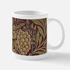 William Morris Grape Vine Wallpaper Mugs