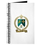 FORGET Family Crest Journal