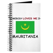 Somebody Loves Me In MAURITANIA Journal
