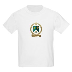 FORGET Family Crest Kids T-Shirt