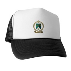 FORGET Family Crest Trucker Hat