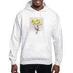 FLOWER CORIPOSI Hooded Sweatshirt