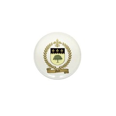FORET Family Crest Mini Button (10 pack)