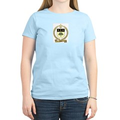 FORET Family Crest Women's Pink T-Shirt