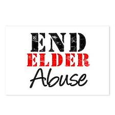 End Elder Abuse Postcards (Package of 8)