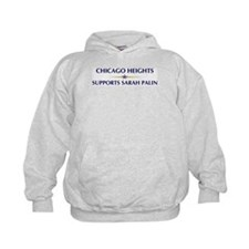 CHICAGO HEIGHTS supports Sara Hoodie