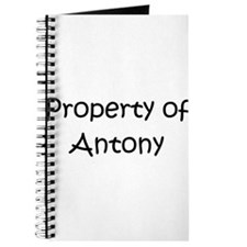 Cool Antony Journal