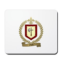 FLANC Family Crest Mousepad