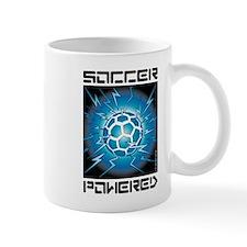 Soccer Powered (Blue) Mug