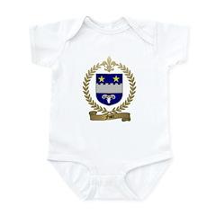 FISET Family Crest Infant Creeper