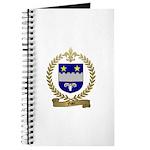 FISET Family Crest Journal