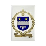 FISET Family Crest Rectangle Magnet (10 pack)