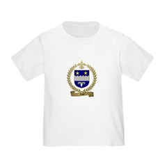FISET Family Crest T