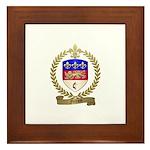 FERRAND Family Crest Framed Tile