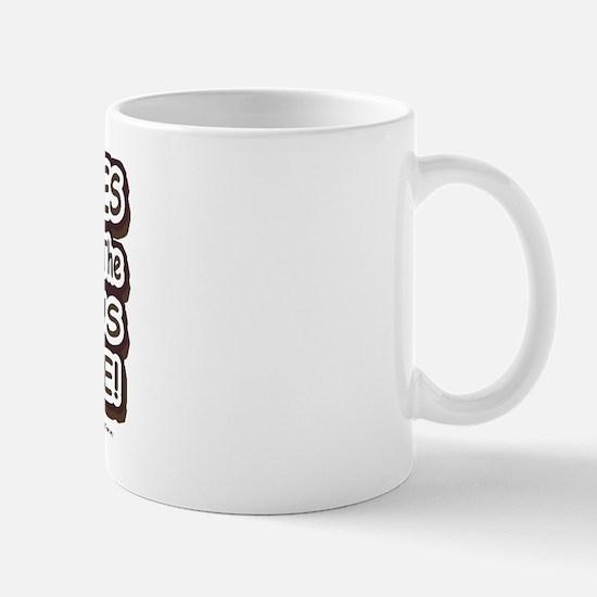 Example Bubbles Drank the Jesus Juice Mug