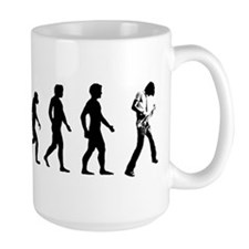 Evolve Rock Star Evolution Mug
