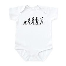 Evolve Rock Star Evolution Infant Bodysuit