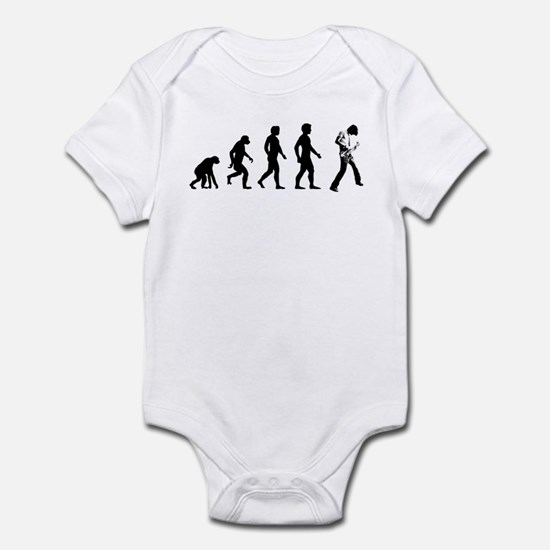 Evolve Rock Star Evolution Infant Bodysuit