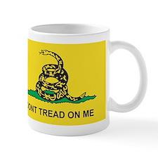Gadsden Flag Small Mug