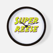 Super reese Wall Clock