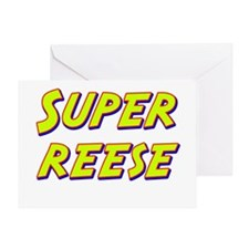 Super reese Greeting Card