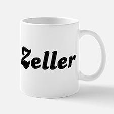 Mrs. Zeller Mug