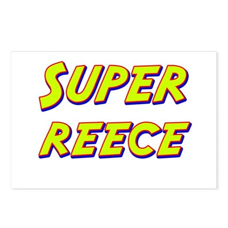 Super reece Postcards (Package of 8)