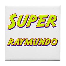 Super raymundo Tile Coaster