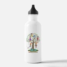 Cute Homeschool conference Water Bottle