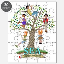 Cute Homeschool conference Puzzle
