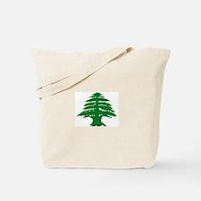 Cedar Tree of Lebanon Tote Bag