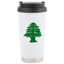 Cedar Tree of Lebanon Travel Mug