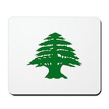 Cedar Tree of Lebanon Mousepad