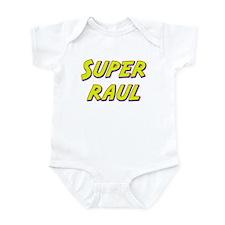 Super raul Infant Bodysuit