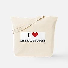 I Love Liberal Studies Tote Bag