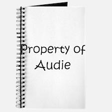 Audie Journal