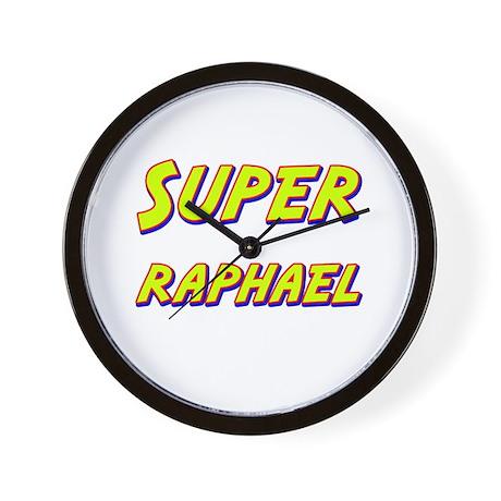 Super raphael Wall Clock