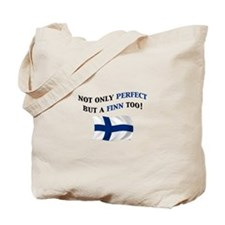 Perfect Finn 2 Tote Bag