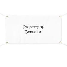 Funny Benedict Banner