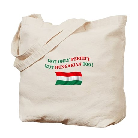 Perfect Hungarian 2 Tote Bag