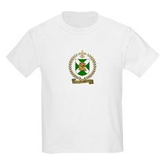 FAVAUX Family Crest Kids T-Shirt