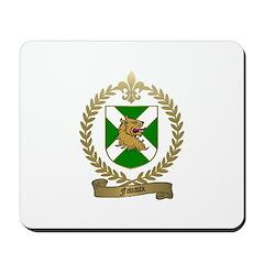 FAVAUX Family Crest Mousepad